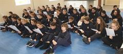 Cór Scoile - School Choir