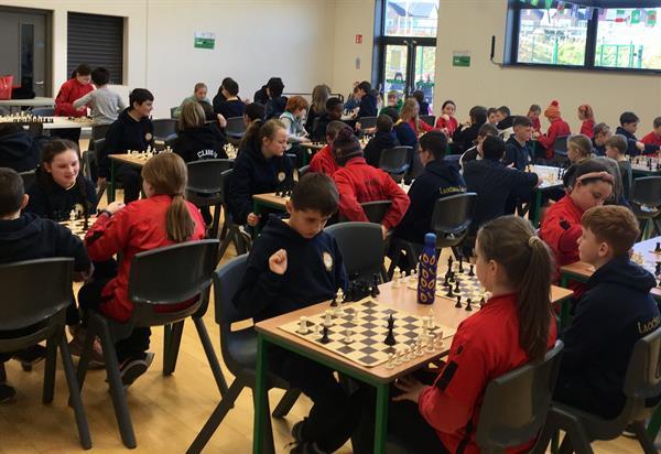 Comórtas Fichille - Chess Competition